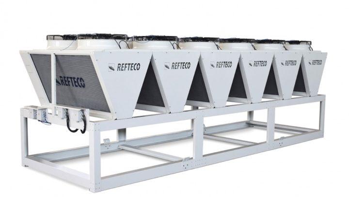 Ammonia condenser RCHV